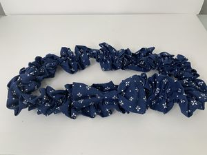 Longaberger XL Garter Classic Blue Fabric Made in USA for Sale in Renton, WA