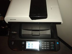Ricoh home office all in one laser printer for Sale in St. Louis, MO