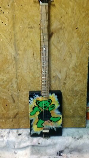 Cigar box guitars for Sale in Floral City, FL