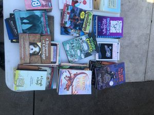 Books!!! Adults/kids for Sale in Sacramento, CA
