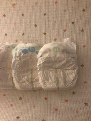 newborn , size 1 diapers for Sale in Miami, FL
