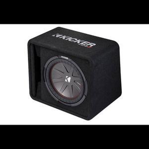 Kicker CompR 12 Inch Sub with Box for Sale in Alsip, IL