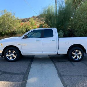 2013 RAM 1500 BIG HORN 4X4 (CLEAN TITLE ) for Sale in Phoenix, AZ
