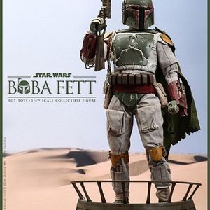 Hot Toys 1/4 Boba Fett for Sale in Tacoma, WA