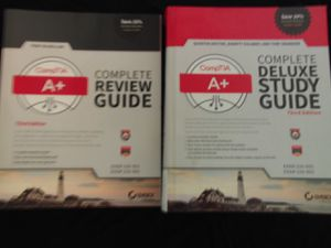 Comptia A+ Deluxe Study package for Sale in West Palm Beach, FL