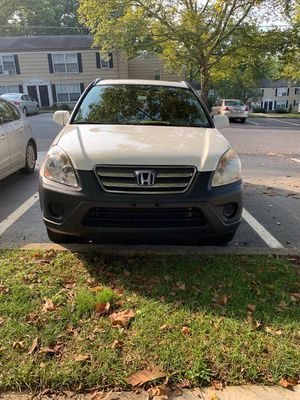 2005 Honda CRV EX-L for Sale in Haddonfield, NJ