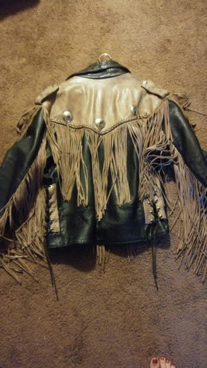 Leather jacket for Sale in Carnegie, PA