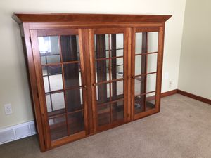 Solid Cherry Wood Top Hutch for Sale in Aurora, OH