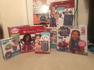 HUGE lot of Girl Crafts to pass time! for Sale in San Antonio, TX