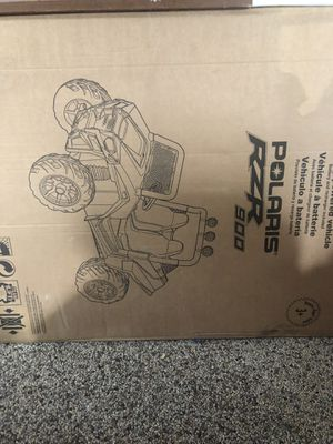 Peg perego Polaris RZR 900/car for kids for Sale in Parlier, CA