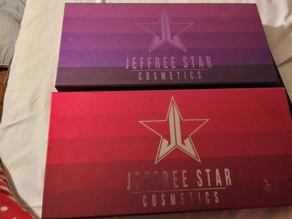Jeffree star make up bundles