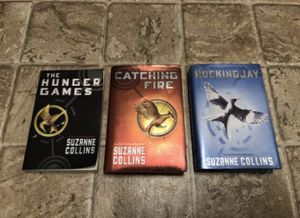 The Hunger Games Books for Sale in Tacoma, WA