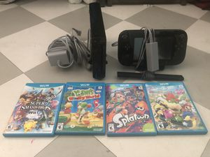 Nintendo Wii U & Games for Sale in Orange, CA