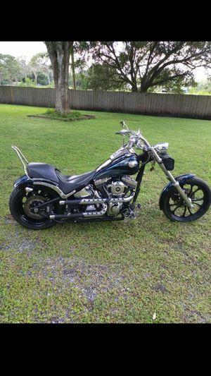 Thunder Mountain Blackhawk 240 Chopper Motorcycle for Sale in Plant City, FL