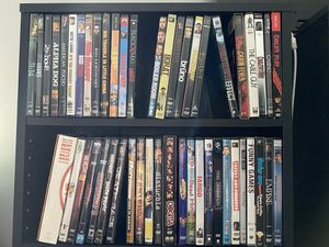 DVD Blu Ray Lot - 241 Movies for Sale in Hamilton Township, NJ