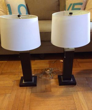 Lamp Set for Sale in Brooklyn, NY
