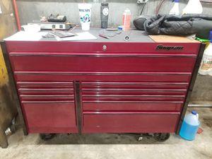 KRL722BBCR snap on tool box for Sale in Oklahoma City, OK