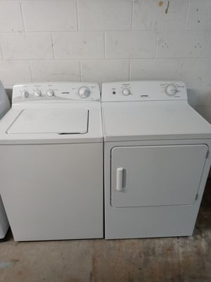 Hotpoint Washer and Dryer for Sale in Aloma, FL