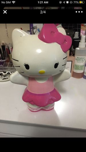 Hello kitty Bank for Sale in Perris, CA
