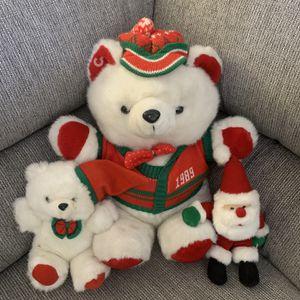 Kmart 1989 Teddy Bear for Sale in Wildomar, CA