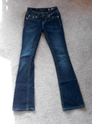 Miley Cyrus Jeans - Max - about size 5 for Sale in Girard, KS