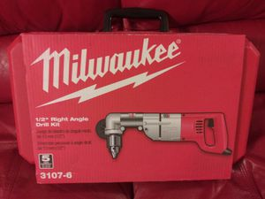 Milwaukee Right Angle Drill for Sale in Philadelphia, PA