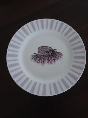 Victorian plate for Sale in Auburndale, FL