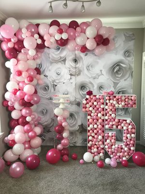 Now providing Balloon Decorations for all types of events for Sale in Montgomery Village, MD