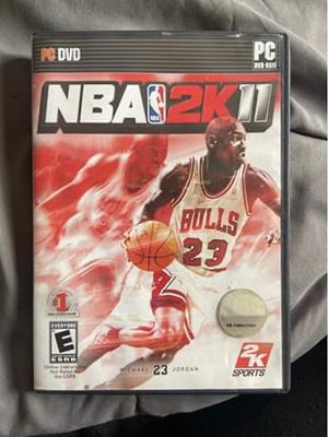 NBA 2K11 PC version for Sale in Clayton, MO