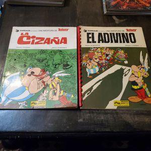 Una Adventura De Asterix, Dargaud Omnibus Lot Of 2 for Sale in Fresno, CA