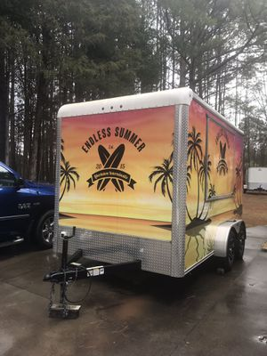 Food trailer for Sale in York, SC