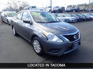 2018 Nissan Versa Sedan for Sale in Tacoma, WA