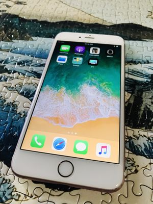 16gb IPhone 6s Plus T-Mobile rose gold for Sale in Buda, TX
