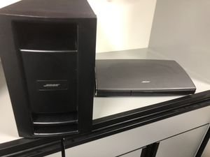 Bose Control Console and Subwoofer for Sale in Brea, CA