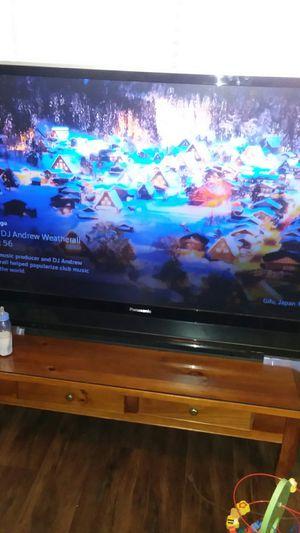 "Panasonic 55"" Tv 1080p Works Great!! $65 OBO for Sale in Avondale, AZ"