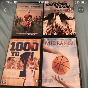 Sports Movies for Sale in Columbus, OH
