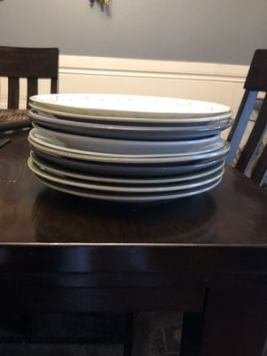 Free plates for Sale in Gervais, OR