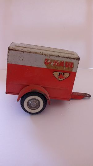 Vintage U-Haul Toy Trailer for Sale in Pepperell, MA