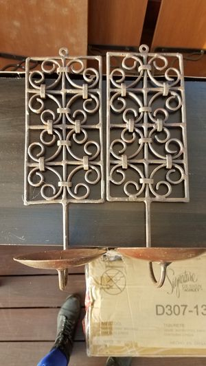 2 Sconce Candle Holders for Sale in San Diego, CA