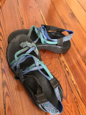 Women's chacos size 7 wide, double strap for Sale in Alexandria, VA