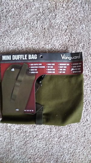 New mini duffle bag for Sale in Parma Heights, OH