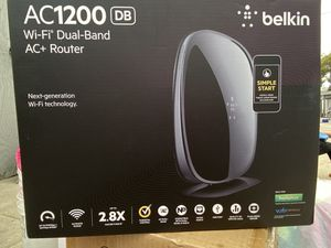 Belkin Wi-Fi router for Sale in Los Angeles, CA