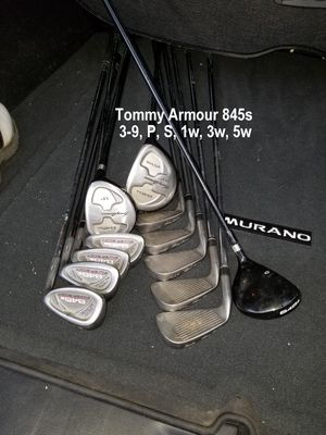 Tommy Armour 845s golf set for Sale in San Antonio, TX