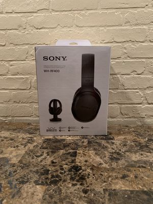 Sony Wireless Headphones surround sound for Sale in West Mifflin, PA
