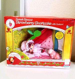 Strawberry Shortcake Doll Sweet Sleeper for Sale in Fontana, CA