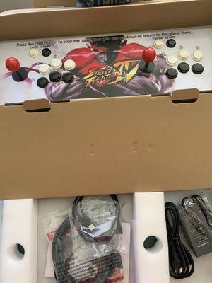 Arcade game system 3000 games in 1 All classics arcade 80s and 90s 2 players hdmi connecion Sistema de juego Arcade 3000 juegos $200 for Sale in Anaheim, CA