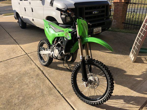 2020 Kawasaki kx100