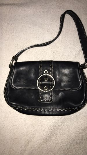 Small Coach purse $15.00 and Men's Giant wallet (new) $15.00 for Sale in Kissimmee, FL