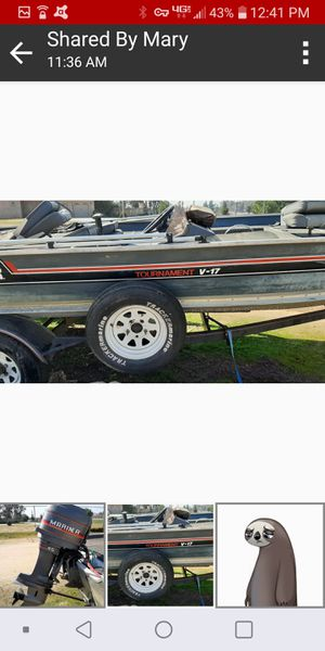 Boat for Sale in Madera, CA