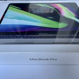 NEW Sealed 2021 MacBook Pro M1 8-Core Touch Bar Retina Apple Warranty 2022 for Sale in Los Angeles, CA
